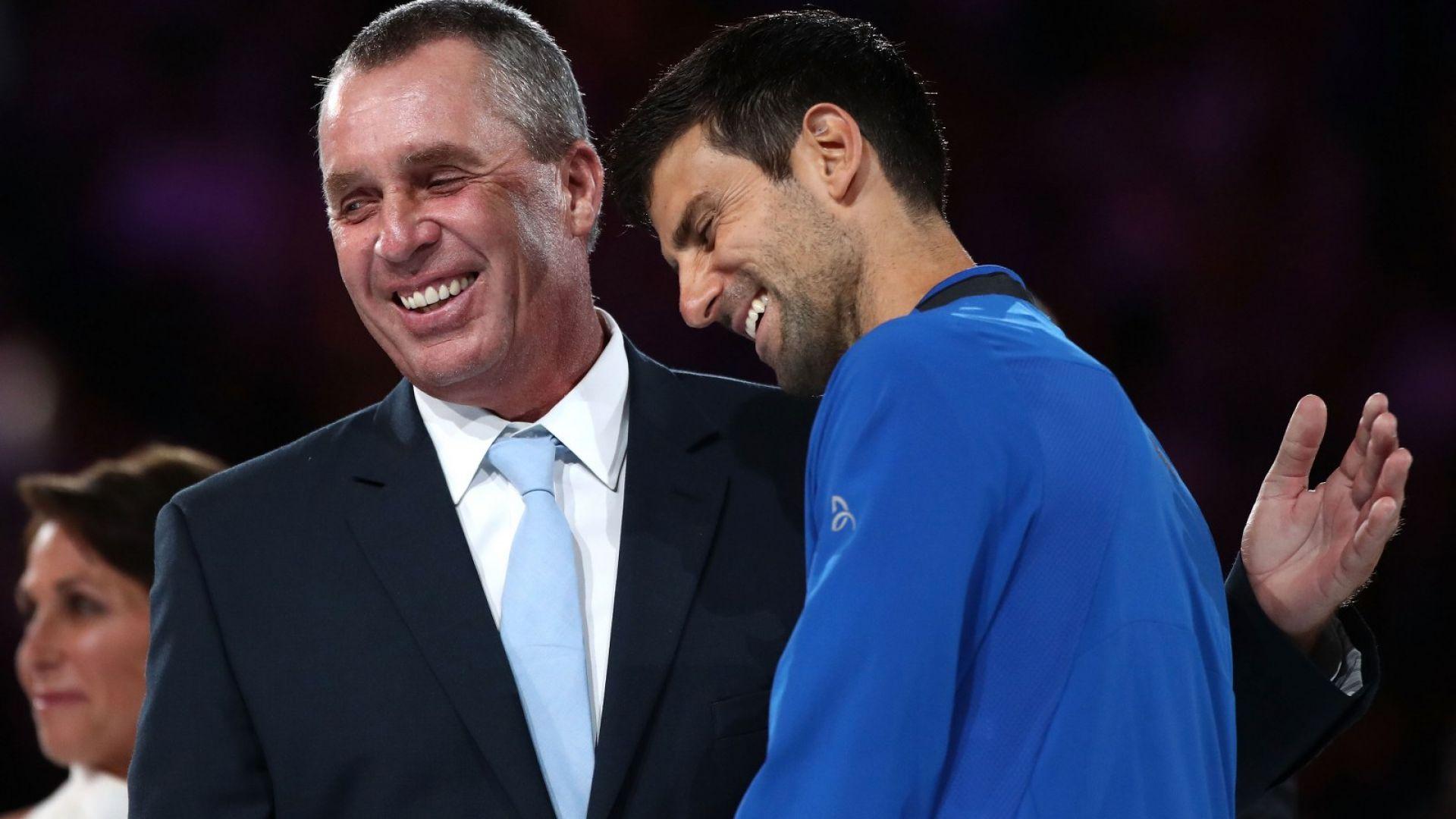 Иван Лендъл посочи как да определим най-добрия тенисист в историята