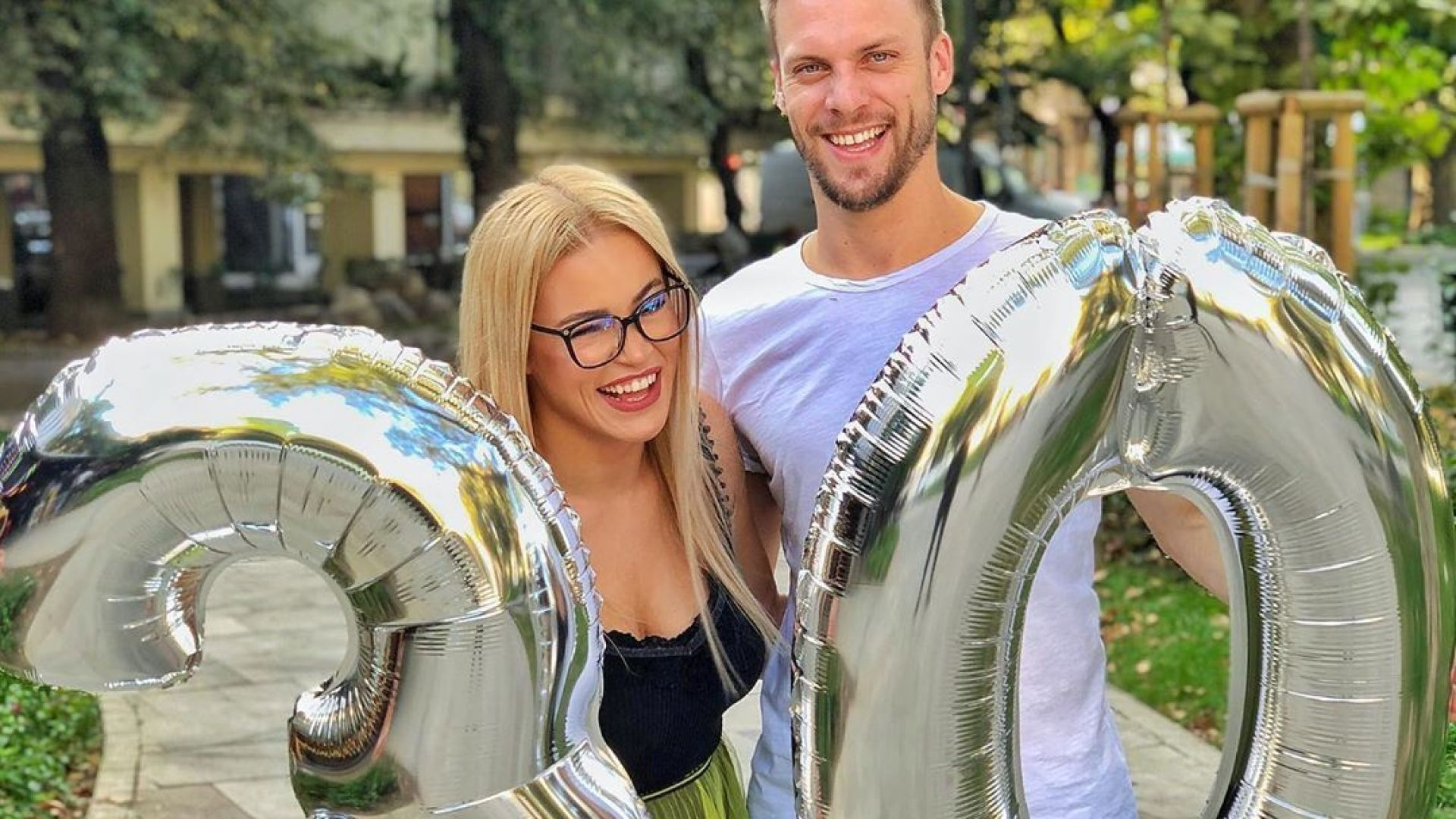 Ваня Джаферович към Жени за 30-ия ѝ рожден ден: Не остарявам само аз