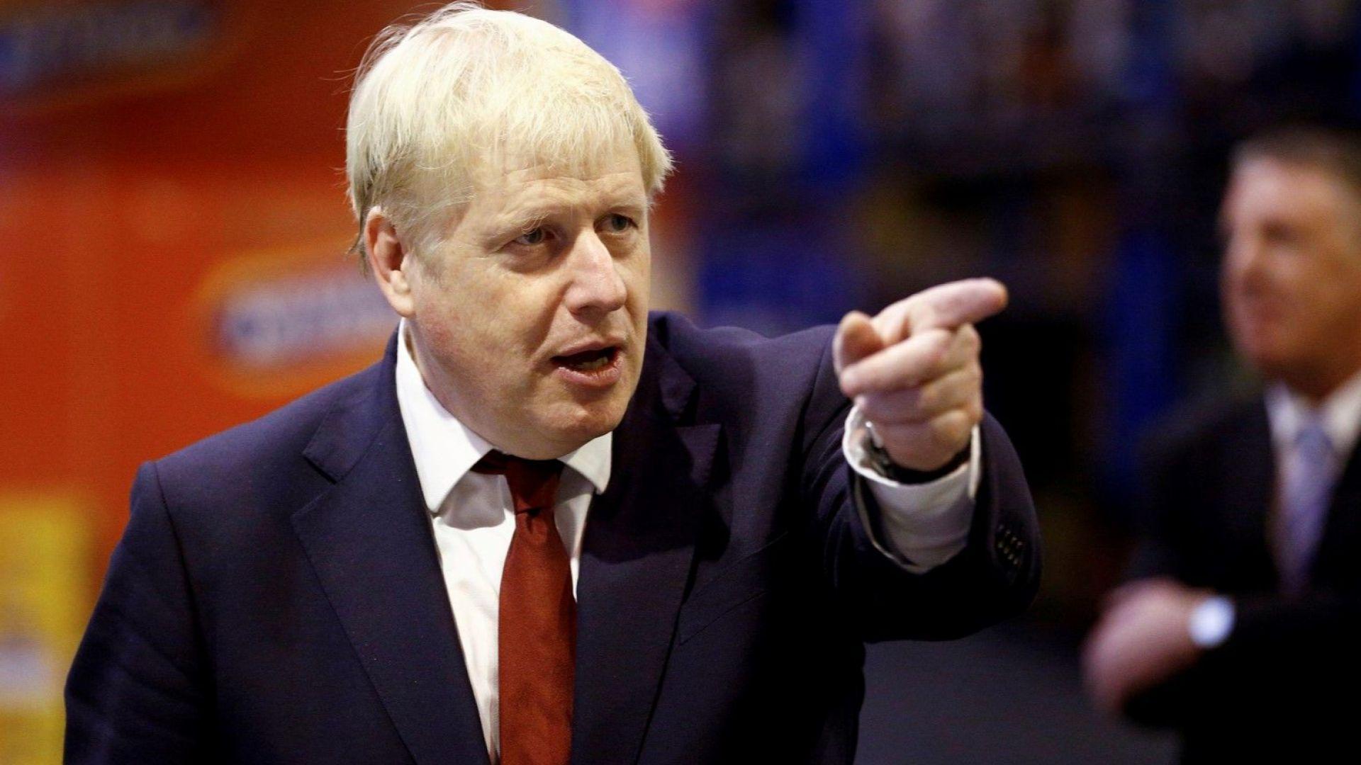 Очаква се парламентът да приеме новия план на Джонсън за Брекзит