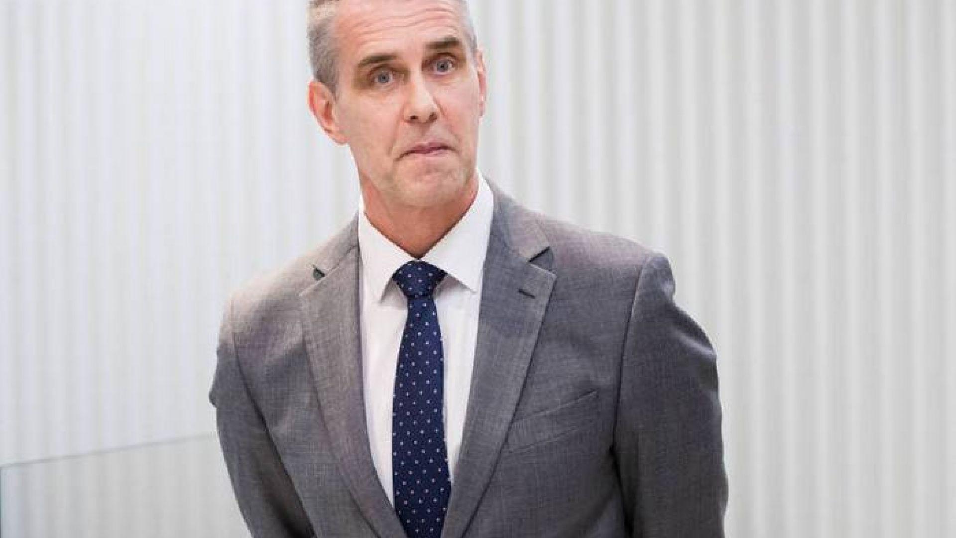 Бившият шеф на Данске банк Айвар Рехе се е самоубил