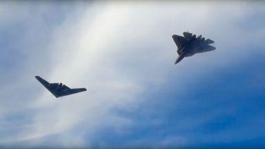 """Русия с нови кадри на """"невидимия"""" си дрон"""