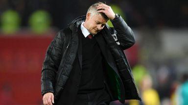 Легенда обвини Солскяр за контузията на звездата на Юнайтед