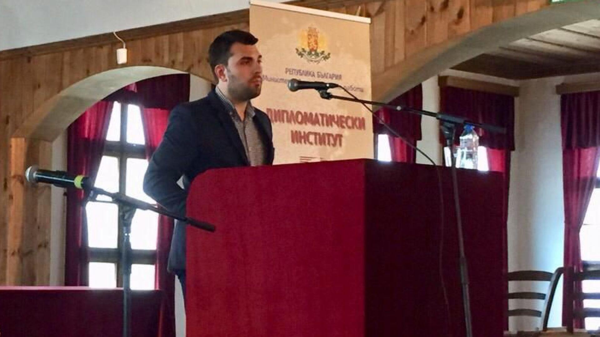 Георг Георгиев: България има инструменти да спре Северна Македония за ЕС във всеки момент от преговорите