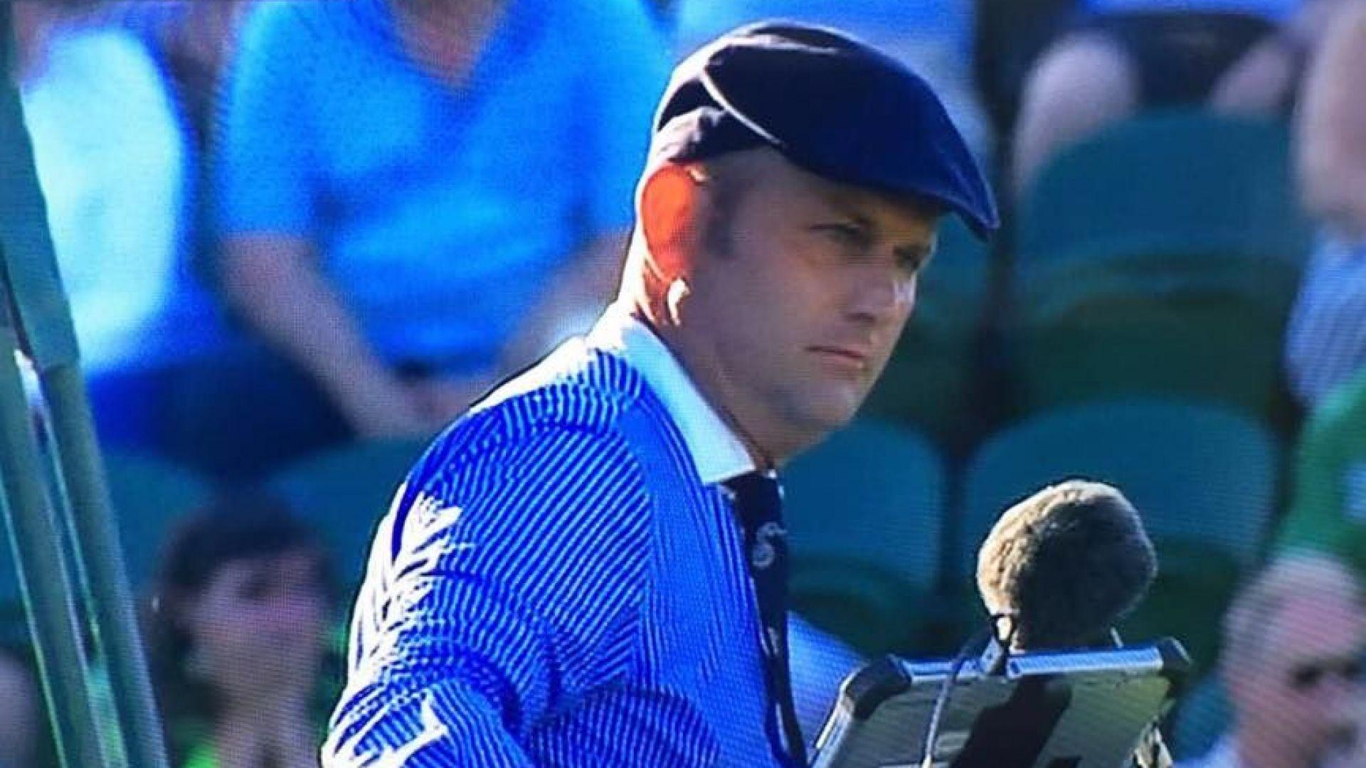 Разследват елитен тенис съдия, помагал на играч по време на мач