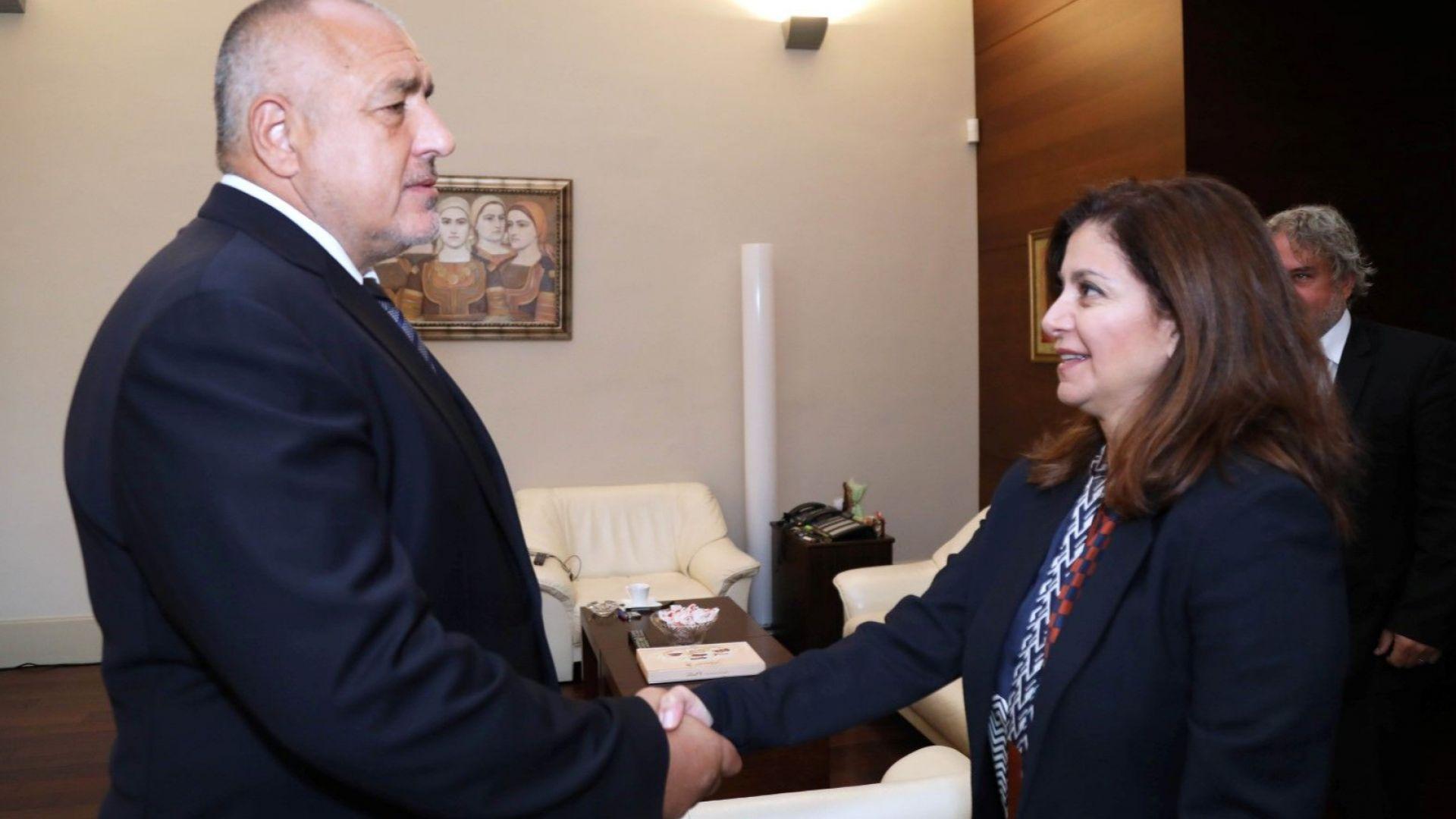 Борисов се похвали пред принцеса Фирас: България е с изключителен туристически потенциал