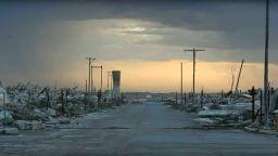 Последният обитател на един потънал град (видео)