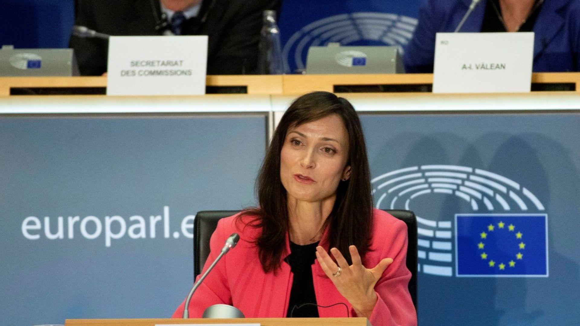 Мария Габриел: Европа може да се конкурира за лидерство в областта на изкуствения интелект