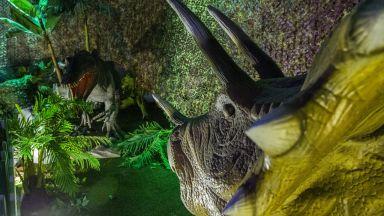 Остават броени дни, в които можете да видите хитовото интерактивно изложение на динозаври