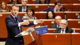Макрон ще се сблъска с Меркел заради Северна Македония