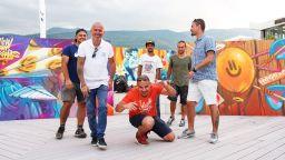 Nasimo и едни от най-добрите български графити артисти отново на една сцена