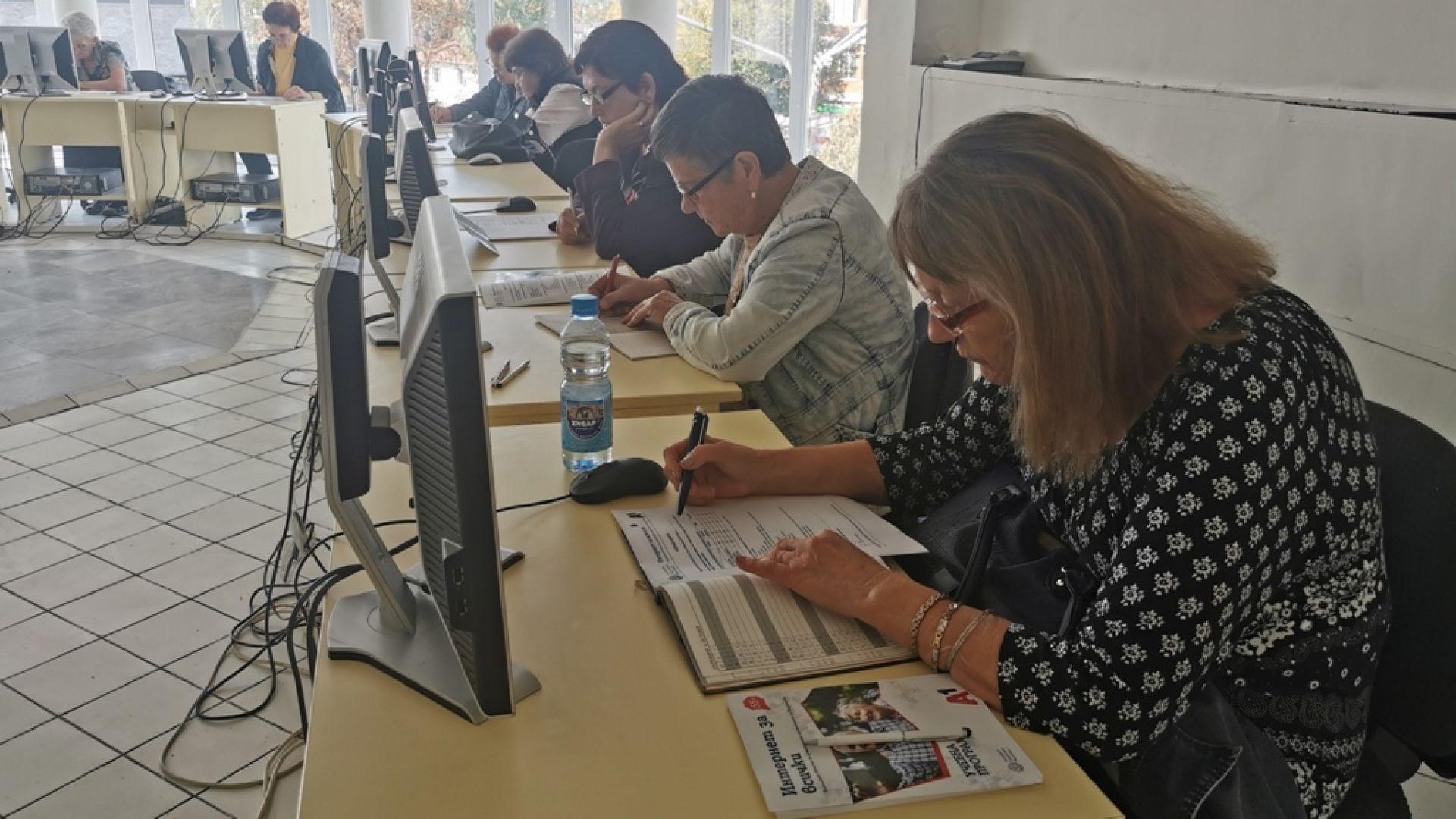 А1 стартира серия безплатни обучения по компютърна грамотност за възрастни хора в страната