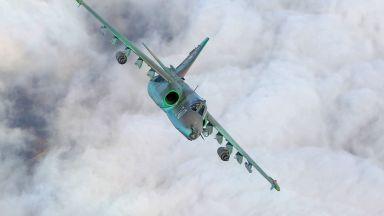 В небето над София се провежда тренировка на НАТО