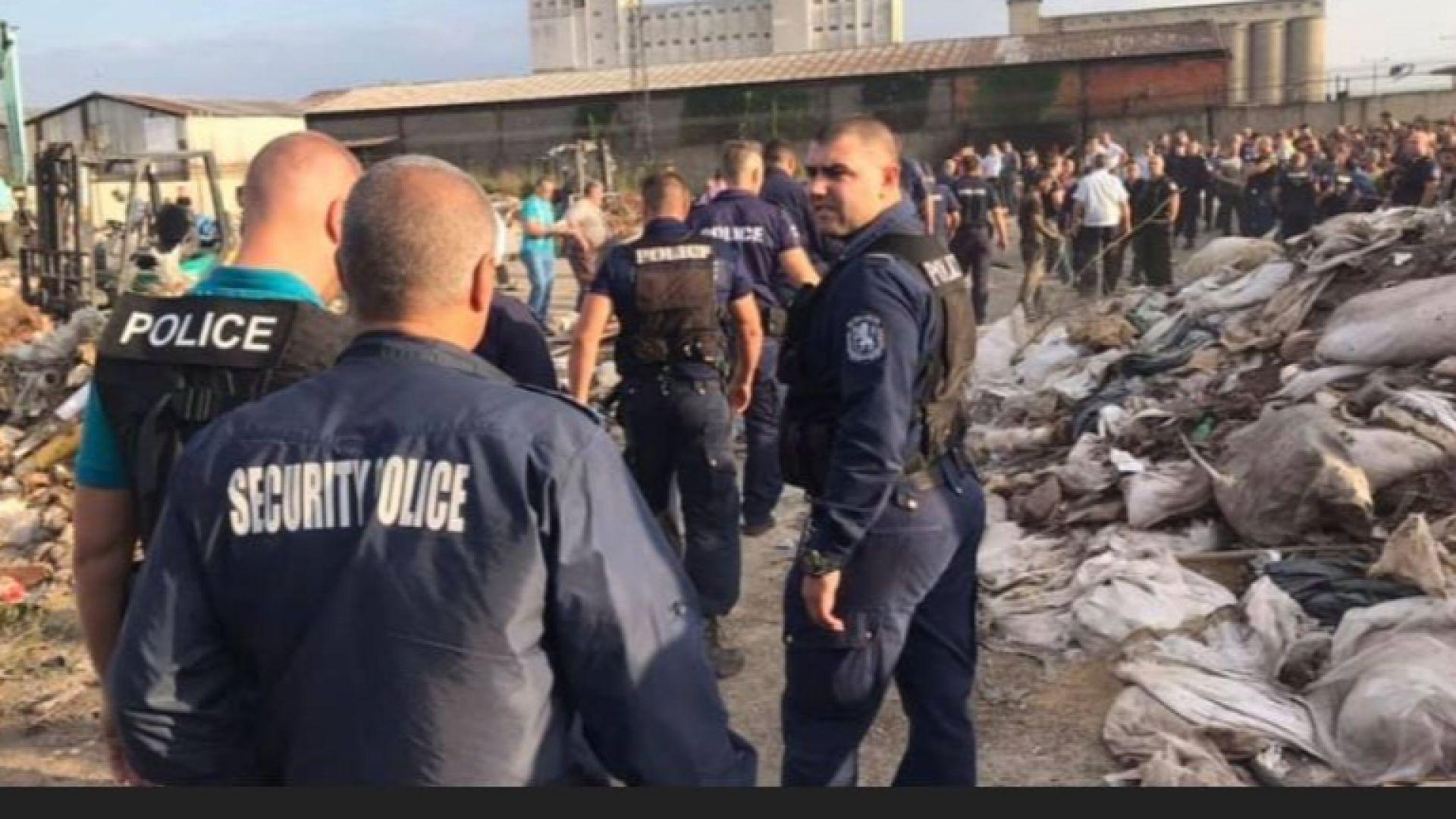 Жена загина, затисната от камион за боклук на незаконно сметище в Сливен