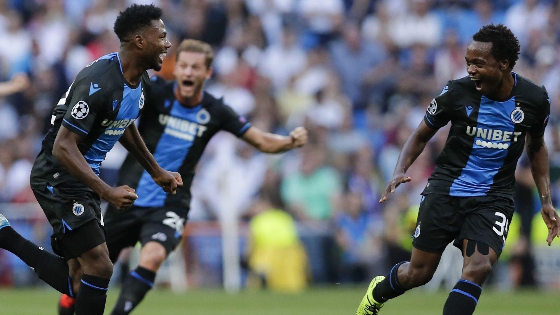 Реал се добра до точка срещу храбри белгийци, а ВАР на два пъти поправи грешките на Кабаков