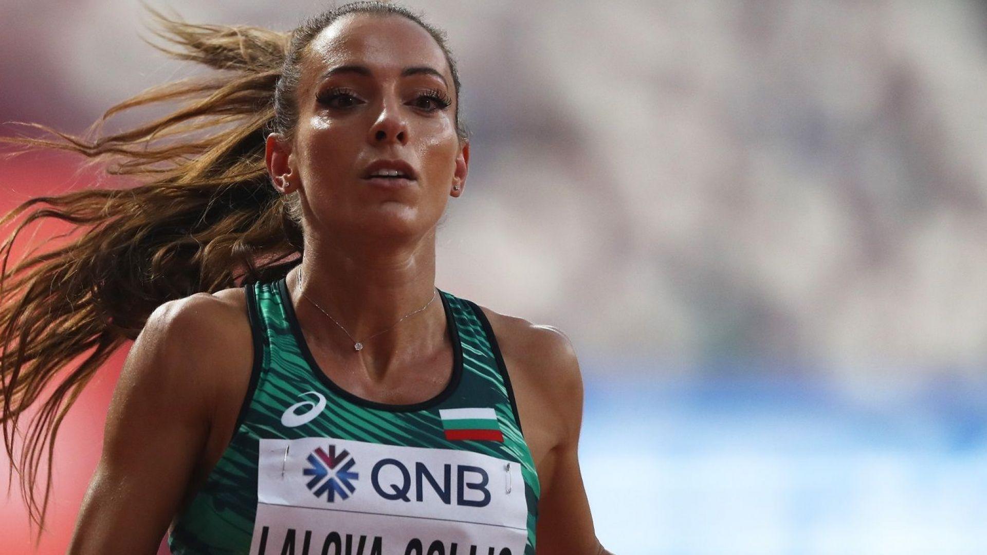 Ивет Лалова за отменената Олимпиада: Целите остават