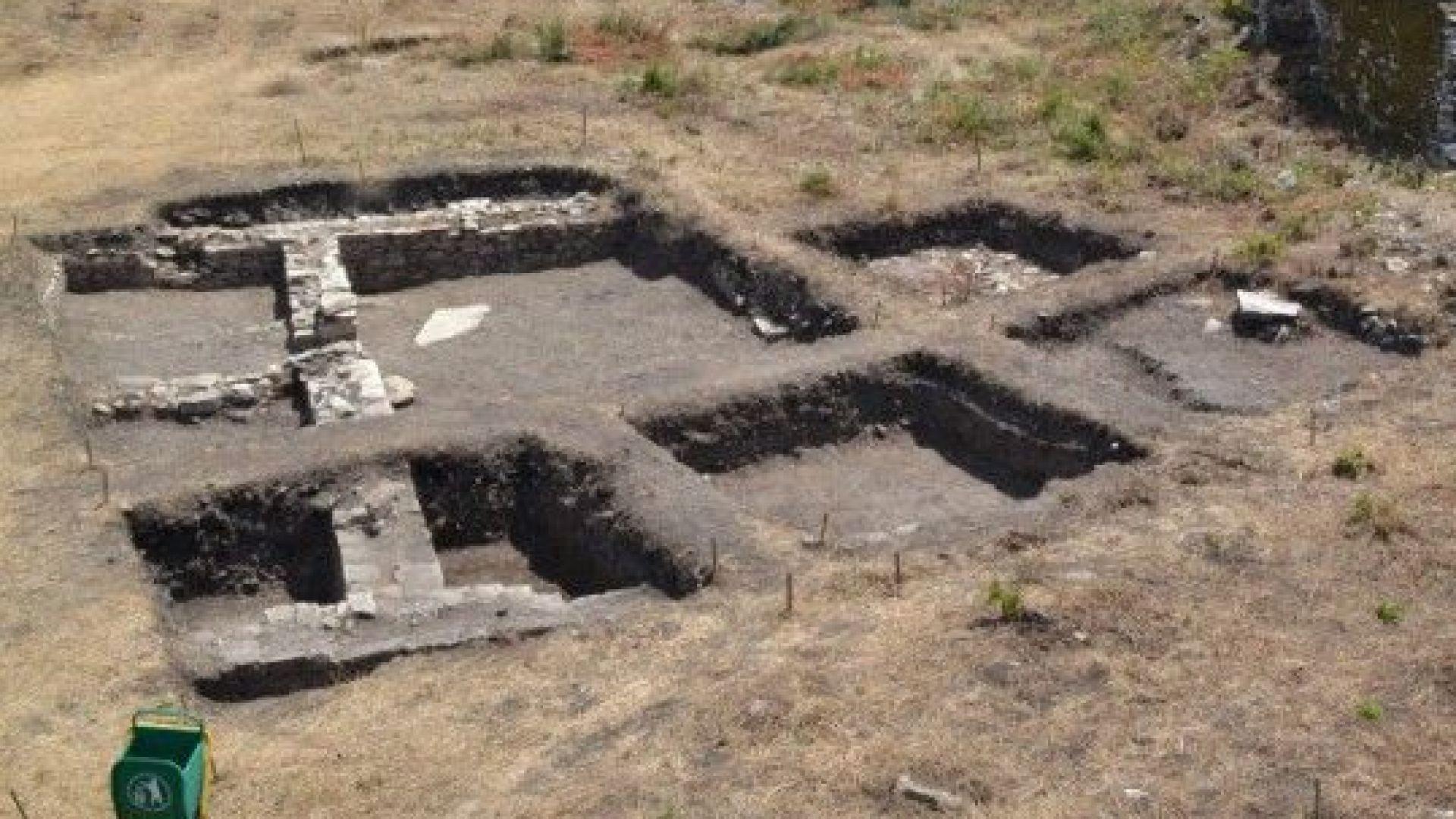 """Археолози с интересни находки в язовир """"Луда Яна"""""""