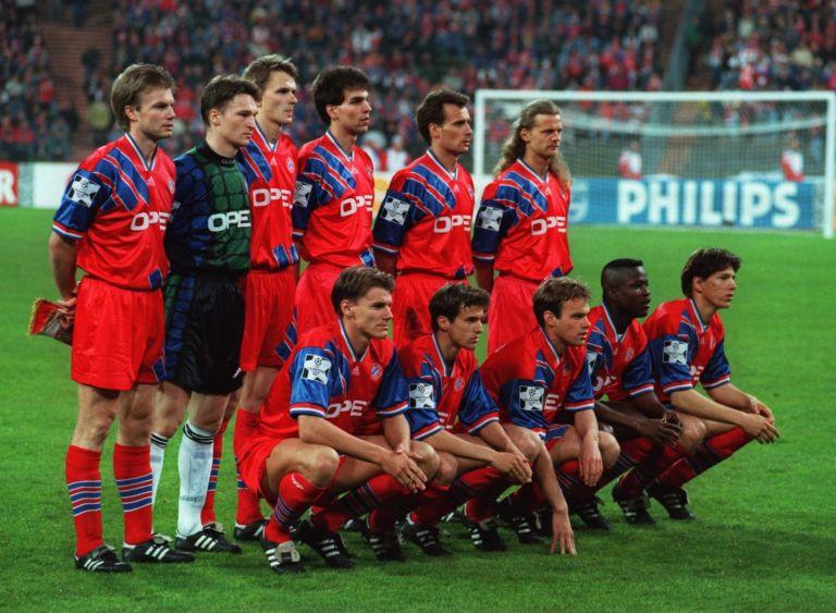 Тимът от средата на 90-те също печелеше убедително