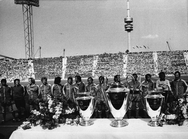 Един от най-силните отбори в историята на Байерн - трикратните еврошампиони от 1974, 1975 и 1976 г. нанасяха някои тежки поражения из континента