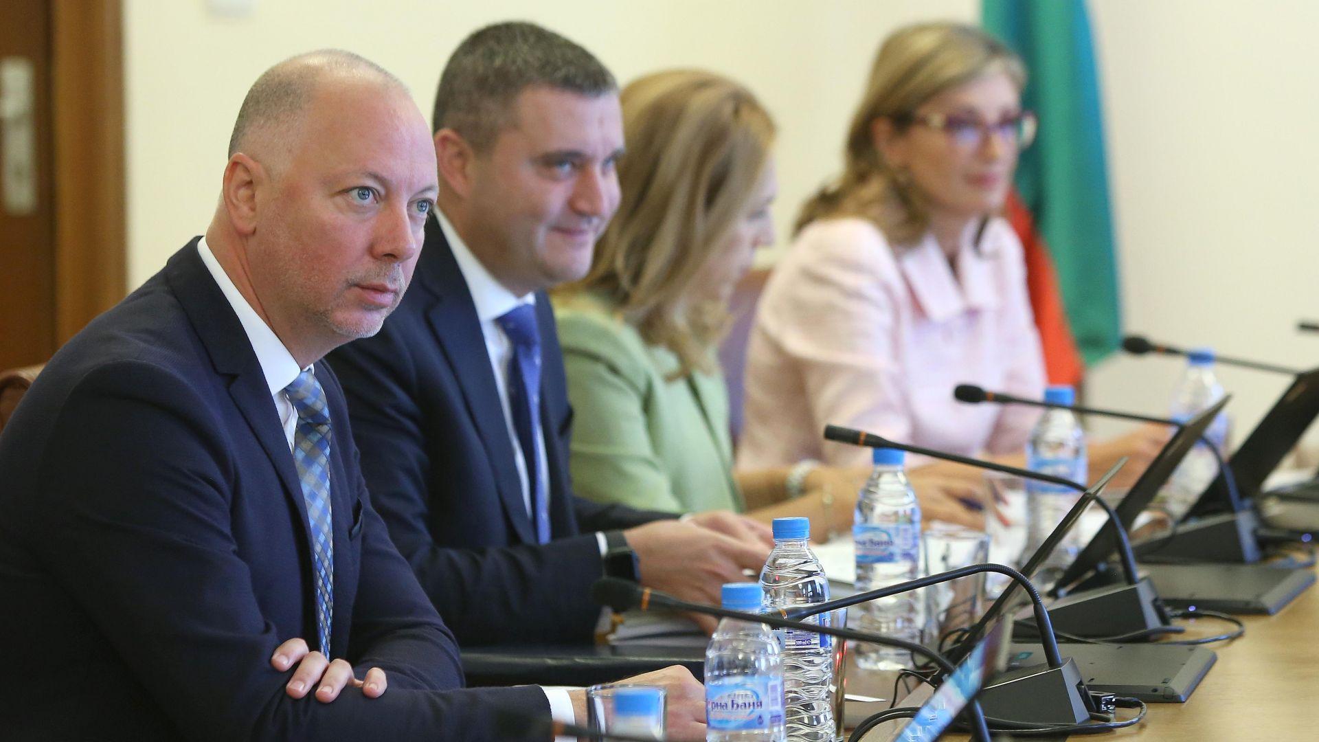 Горанов: Към септември сме събрали с 1.2 млрд. лв. в повече