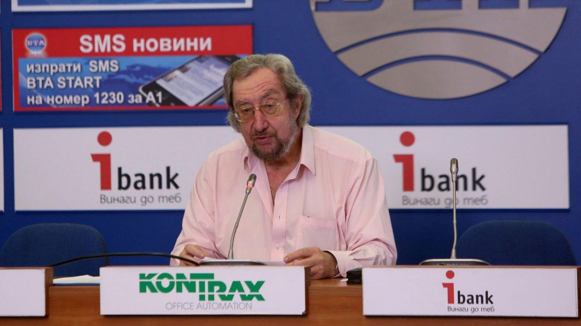 Юлий Павлов: При балотаж между Фандъкова - Манолова, резултатът би бил 47,1% към 42,1%