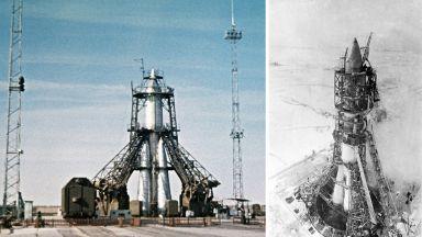 Какво знаем за първата междуконтинентална балистична ракета