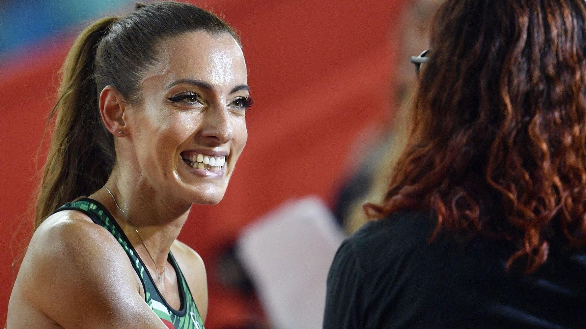 Ивет Лалова е седмата най-бърза жена в света на 200 метра