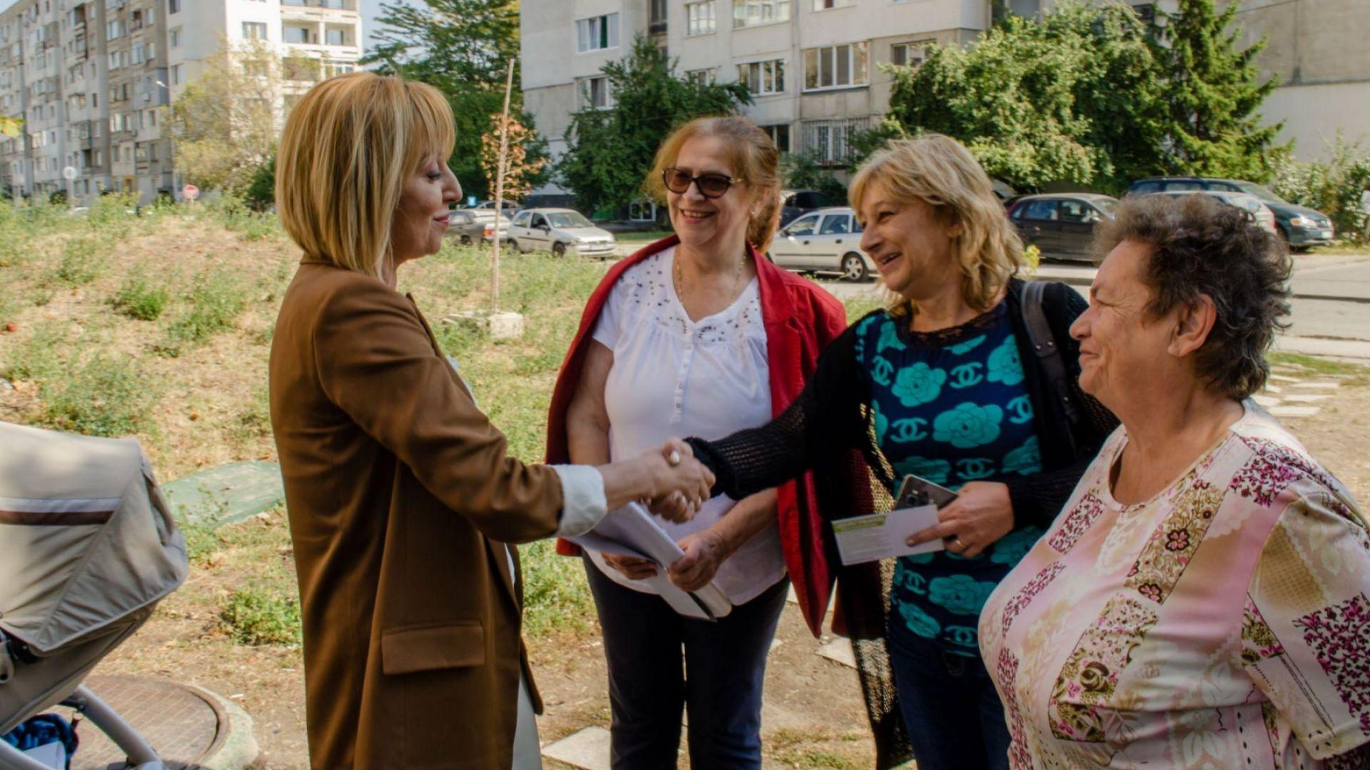 Мая Манолова: Столична община провокира междусъседски войни
