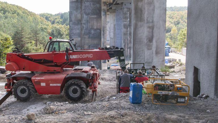 """Година след """"Мостове в риск"""": Какво се случва с виадуктите по магистрала """"Тракия""""?"""