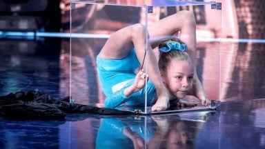 8-годишната Ади разказа за битката с артрита и любовта си към спорта