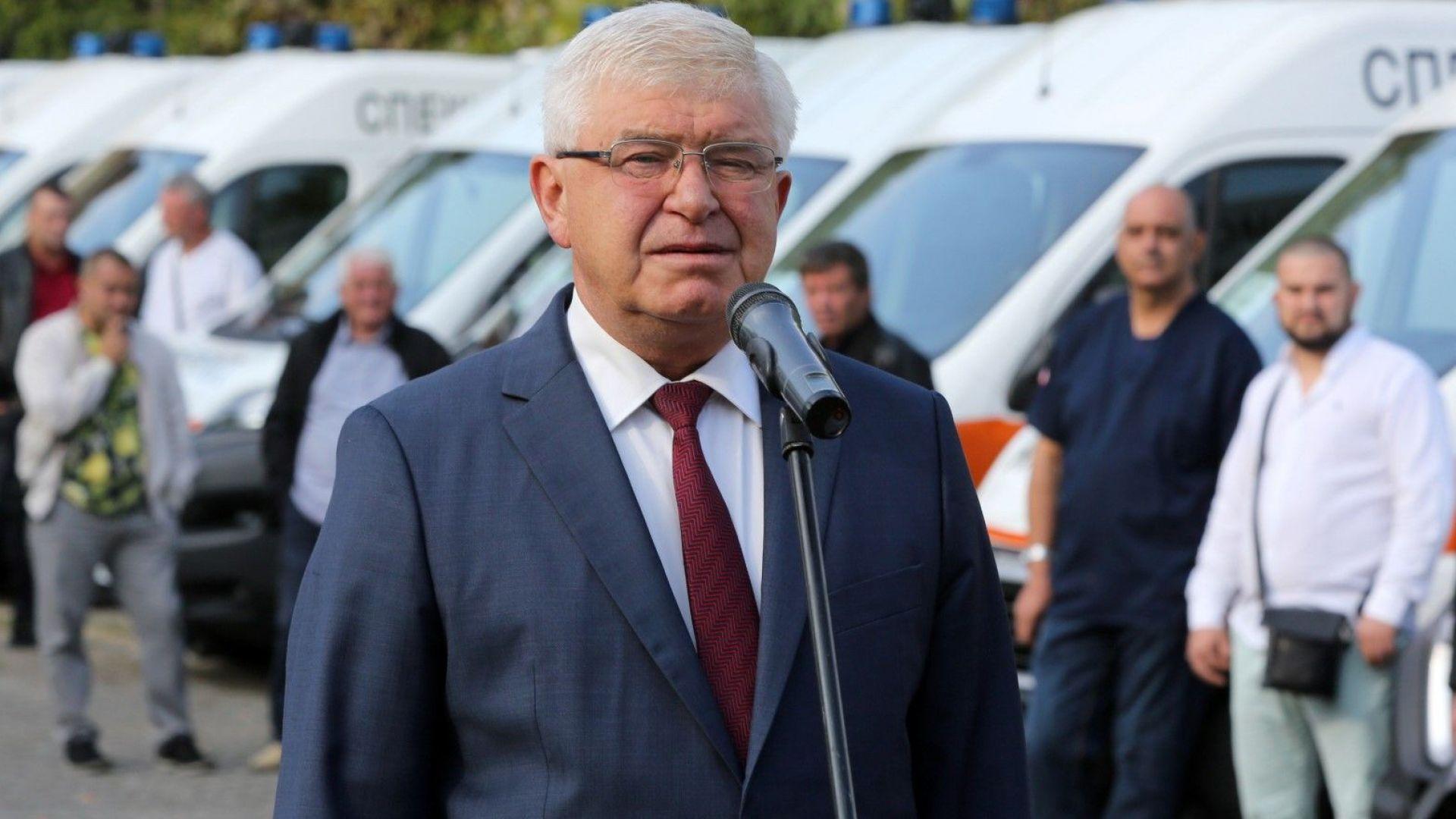 Кирил Ананиев потвърди, че за заплати отпускат 6 млн. лева, а не 50 милиона