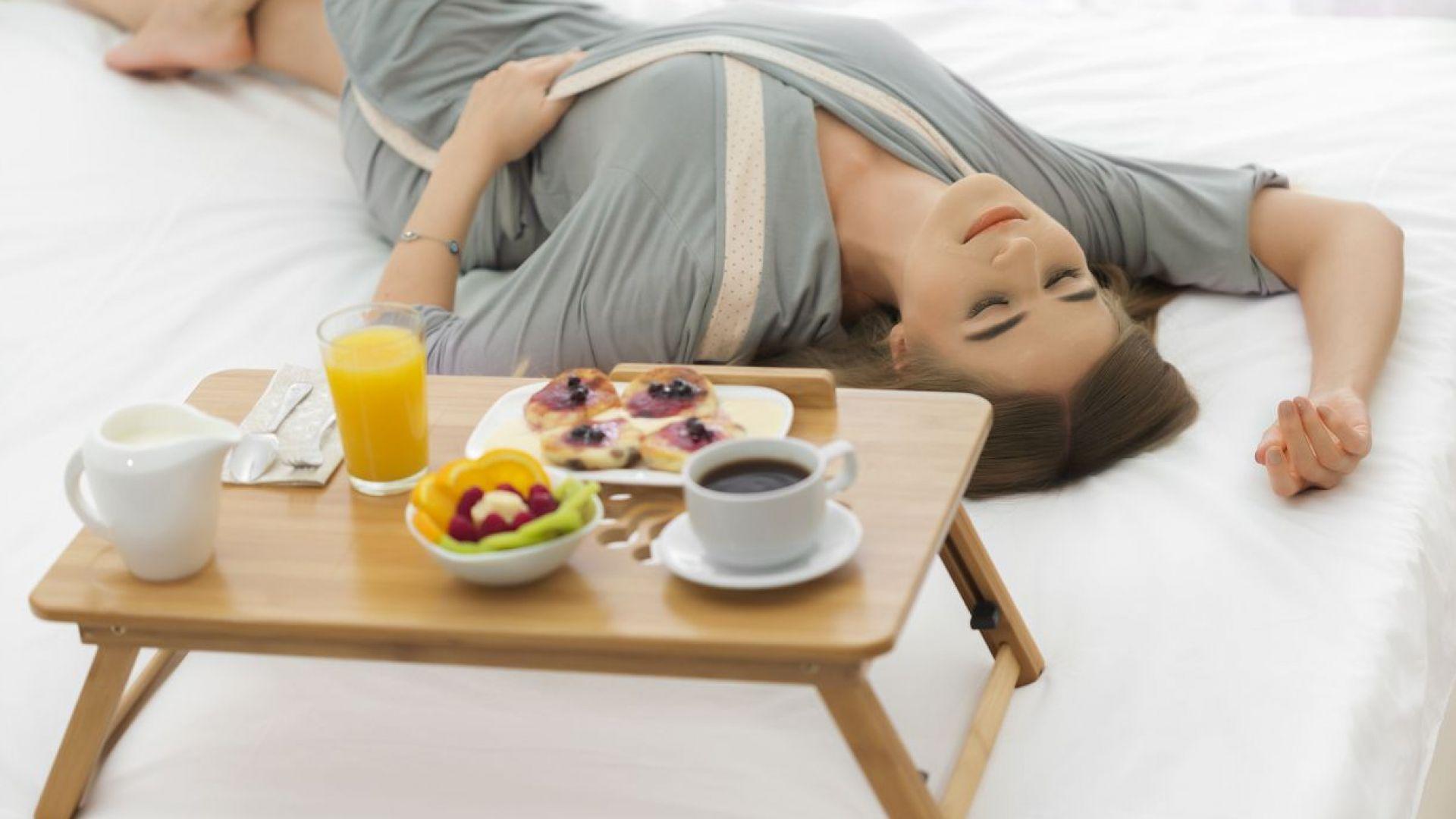4 храни и напитки за добър сън