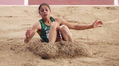 Не стигнахме финала в тройния скок, ученичка участва на първото си световно