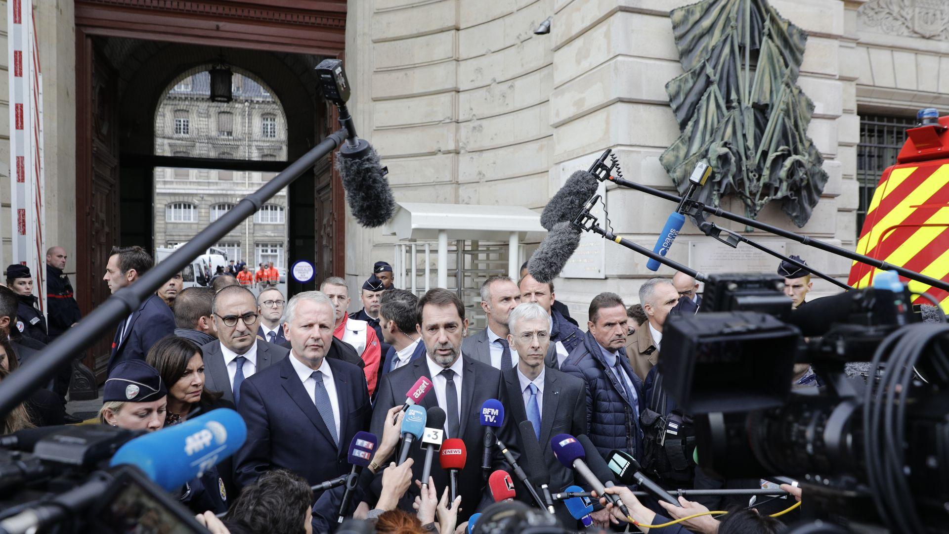 Телевизия Бе Еф Ем: Нападателят от Париж неотдавна приел исляма
