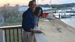 Барак и Мишел Обама с непоказвани снимки по случай 27-ата годишнина от сватбата си