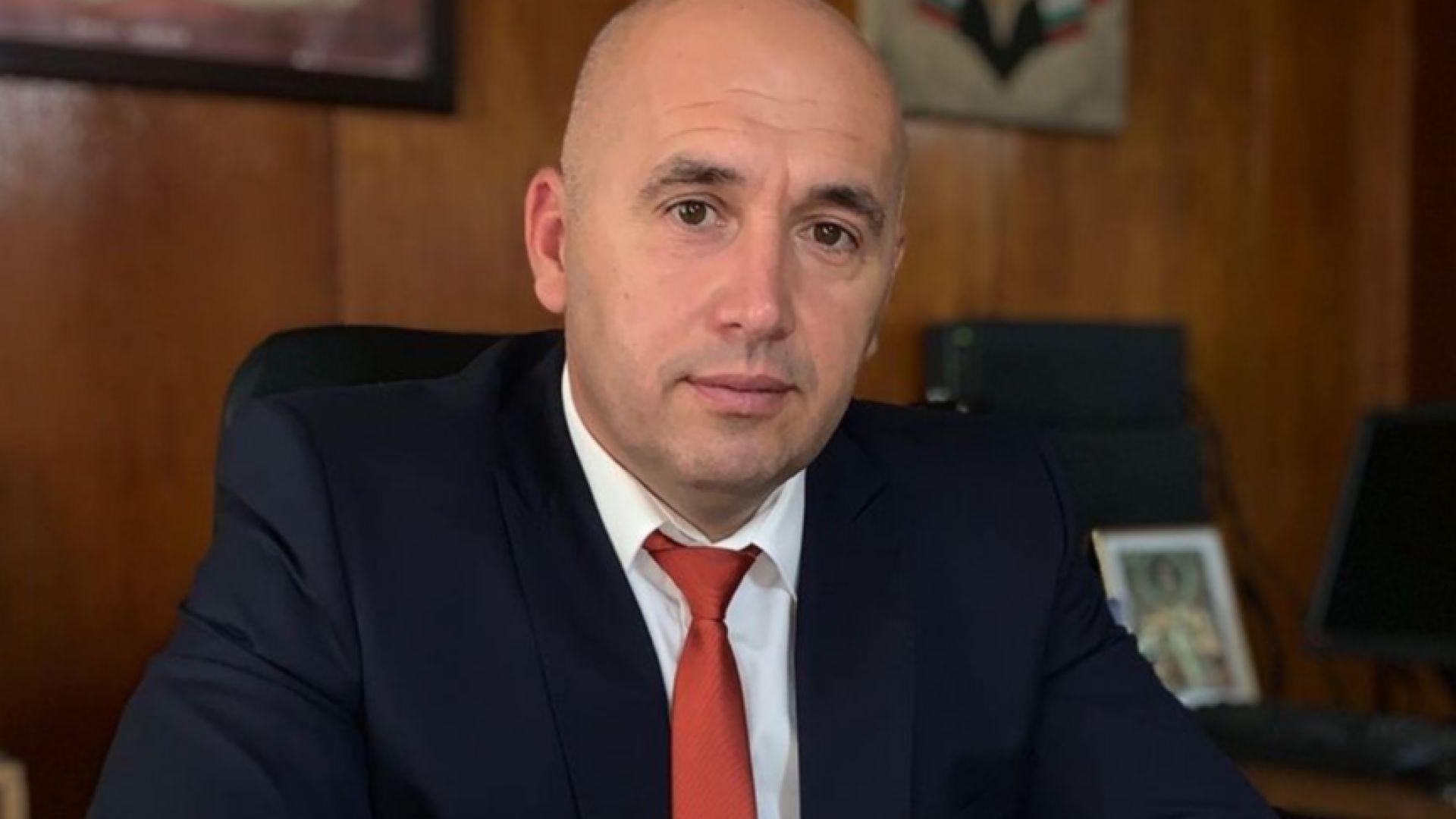 Рокада на върха в МВР-Бургас, граничен полицай е новият шеф