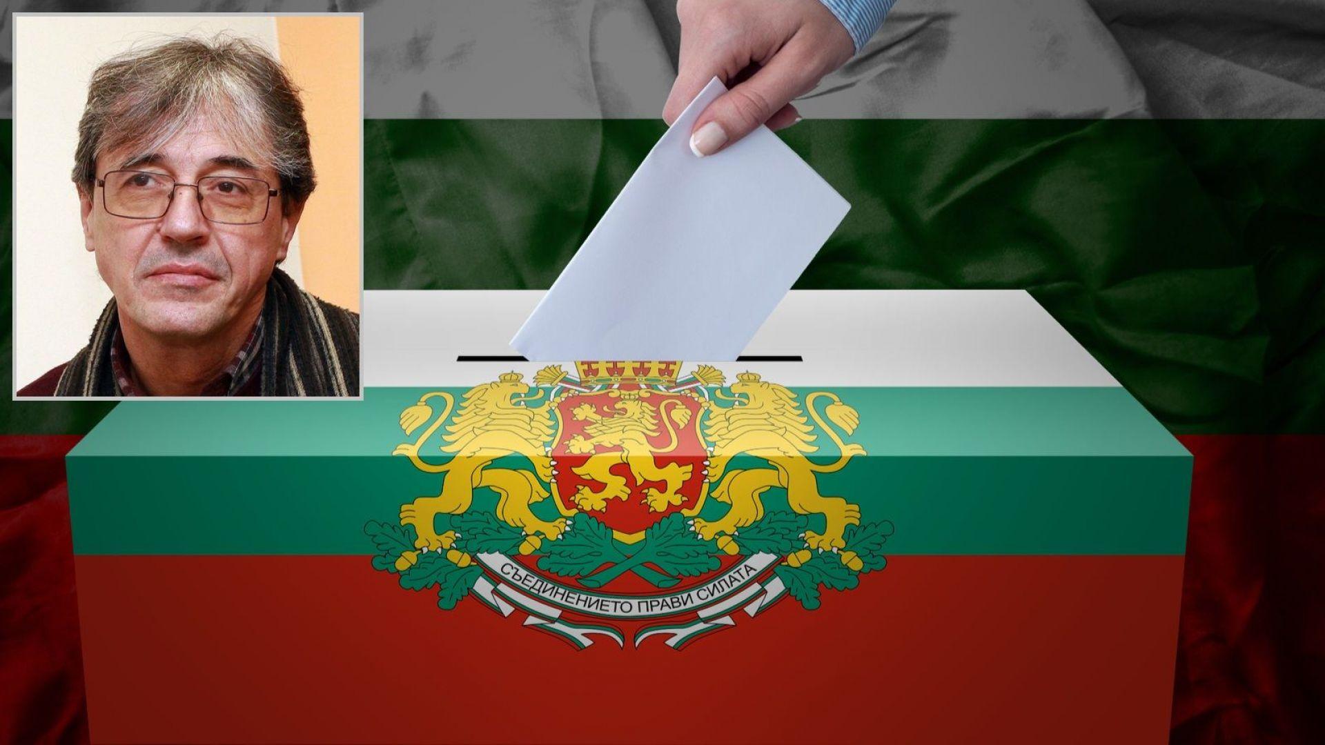 Антоний Тодоров: Голяма коалиция с ГЕРБ би била самоубийствена за БСП