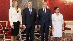 Радев от двореца Хофбург: Ако Европа иска важна роля, не може без диалог с Русия