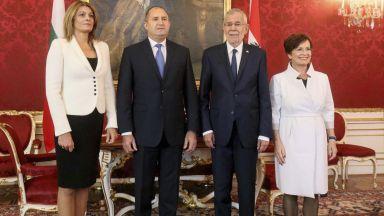 Радев от австрийския дворец Хофбург: Ако Европа иска важна роля, не може без диалог с Русия