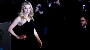 """Кейт Уинслет на 44 - актрисата, която получи """"Еми"""", като изигра себе си"""