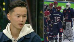 Рядкост за хокея: Играч призна, че е хомосексуалист