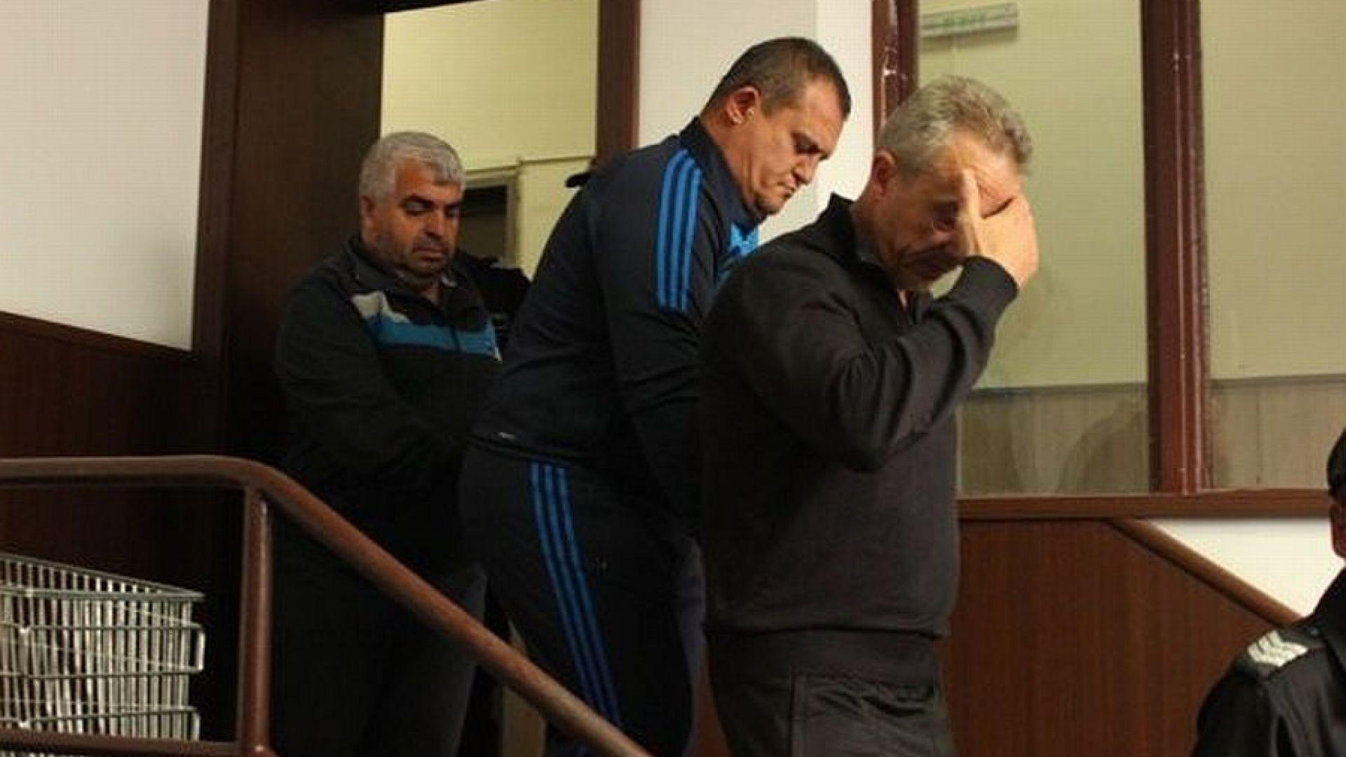Окръжният съд в Пловдив остави за постоянно в ареста тримата