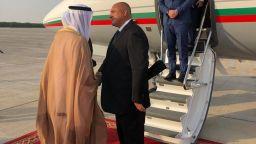Борисов пристигна в Абу Даби, посрещна го шефът на инвестиционен фонд №1