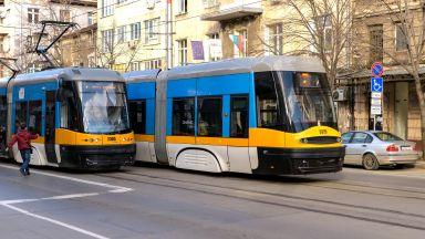 Започва ремонт на трамвайните линии при Женския пазар