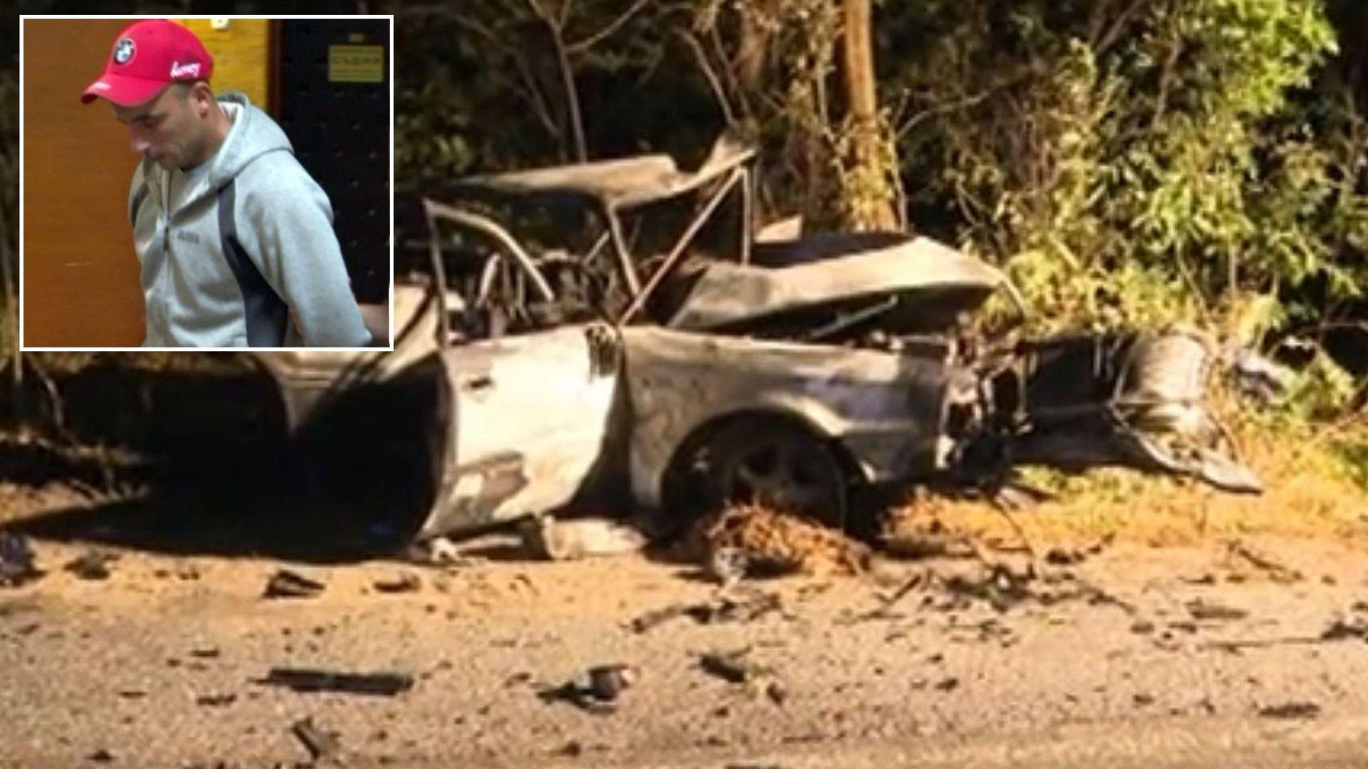 29-годишният украински гражданин, обвиняем за катастрофата на Хаинбоаз, при която