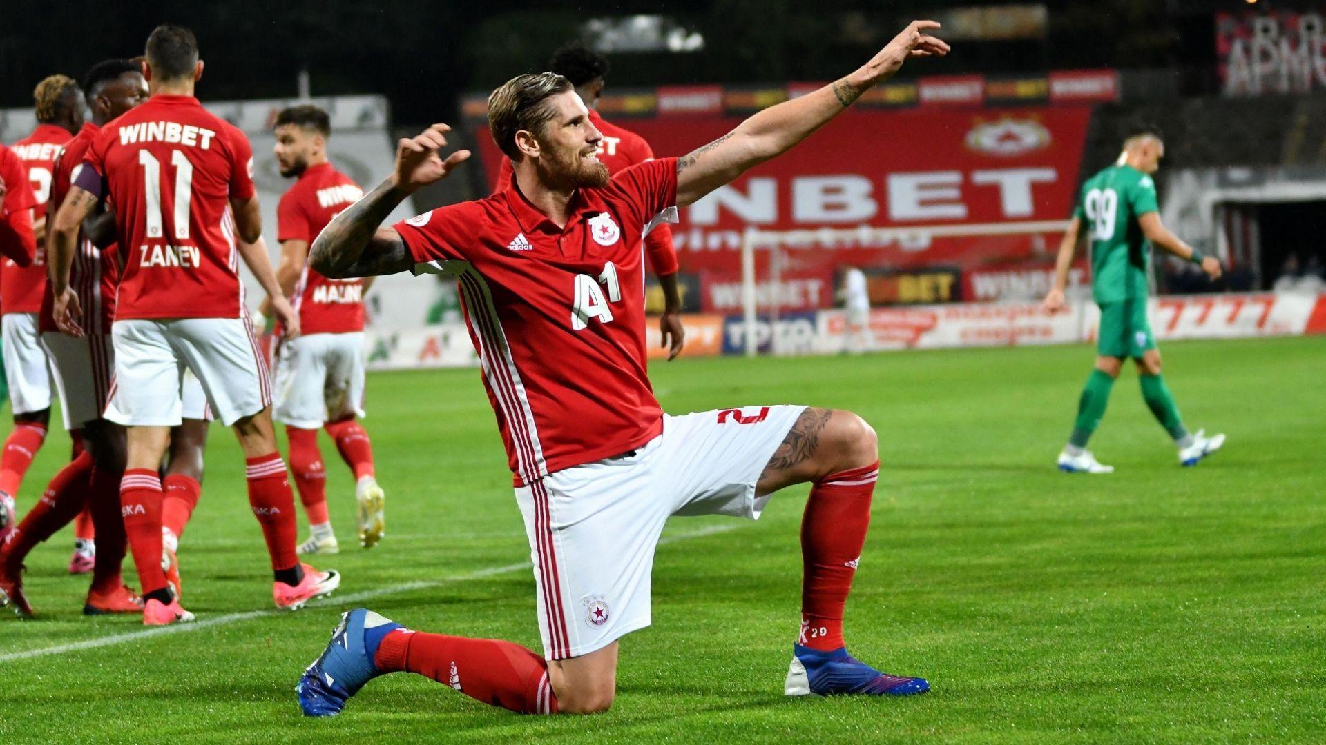 Един от голмайсторите за ЦСКА срещу Левски няма да играе в събота