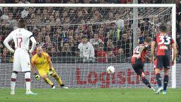 Милан се качи на влакче на ужасите и изстрада безценни точки в Генуа