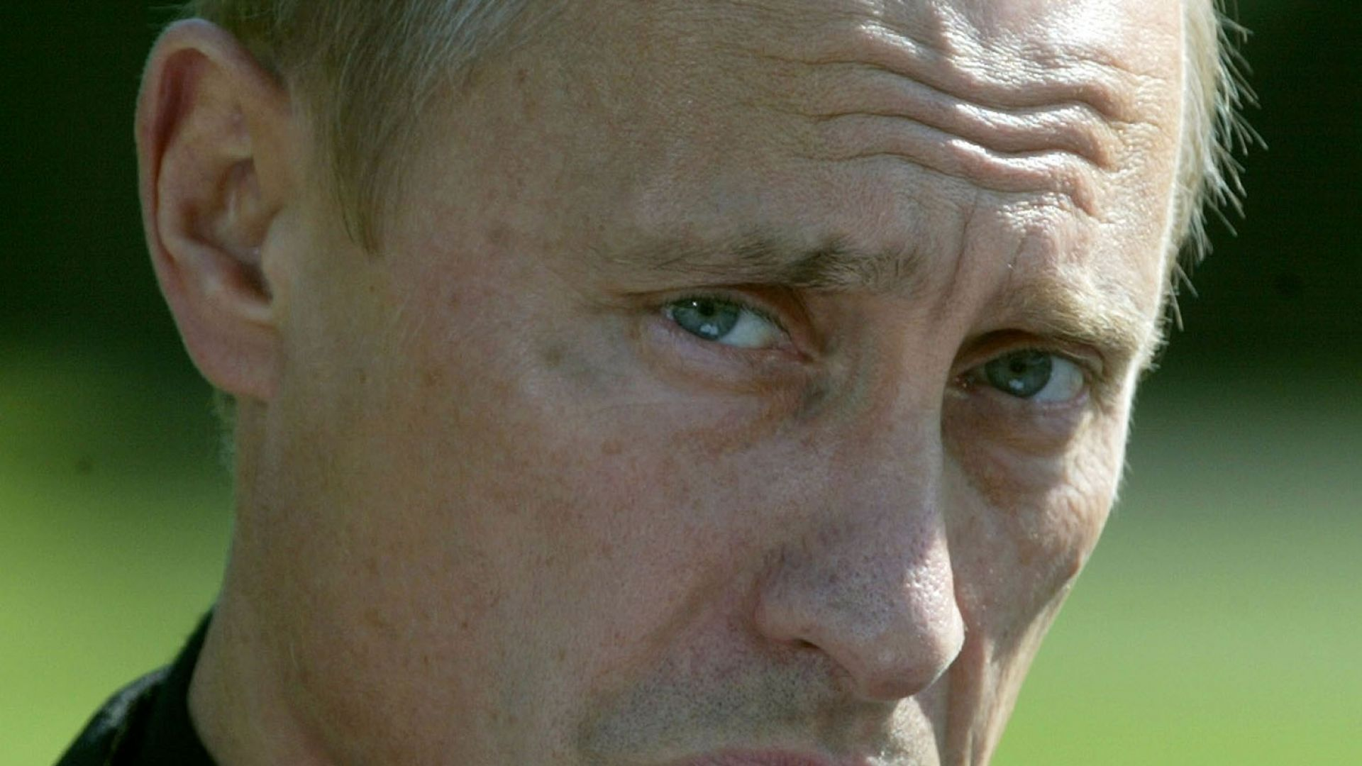Очите на Путин виждат всичко