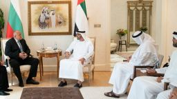 Борисов договори с престолонаследника на Абу Даби хиподрум край Шумен
