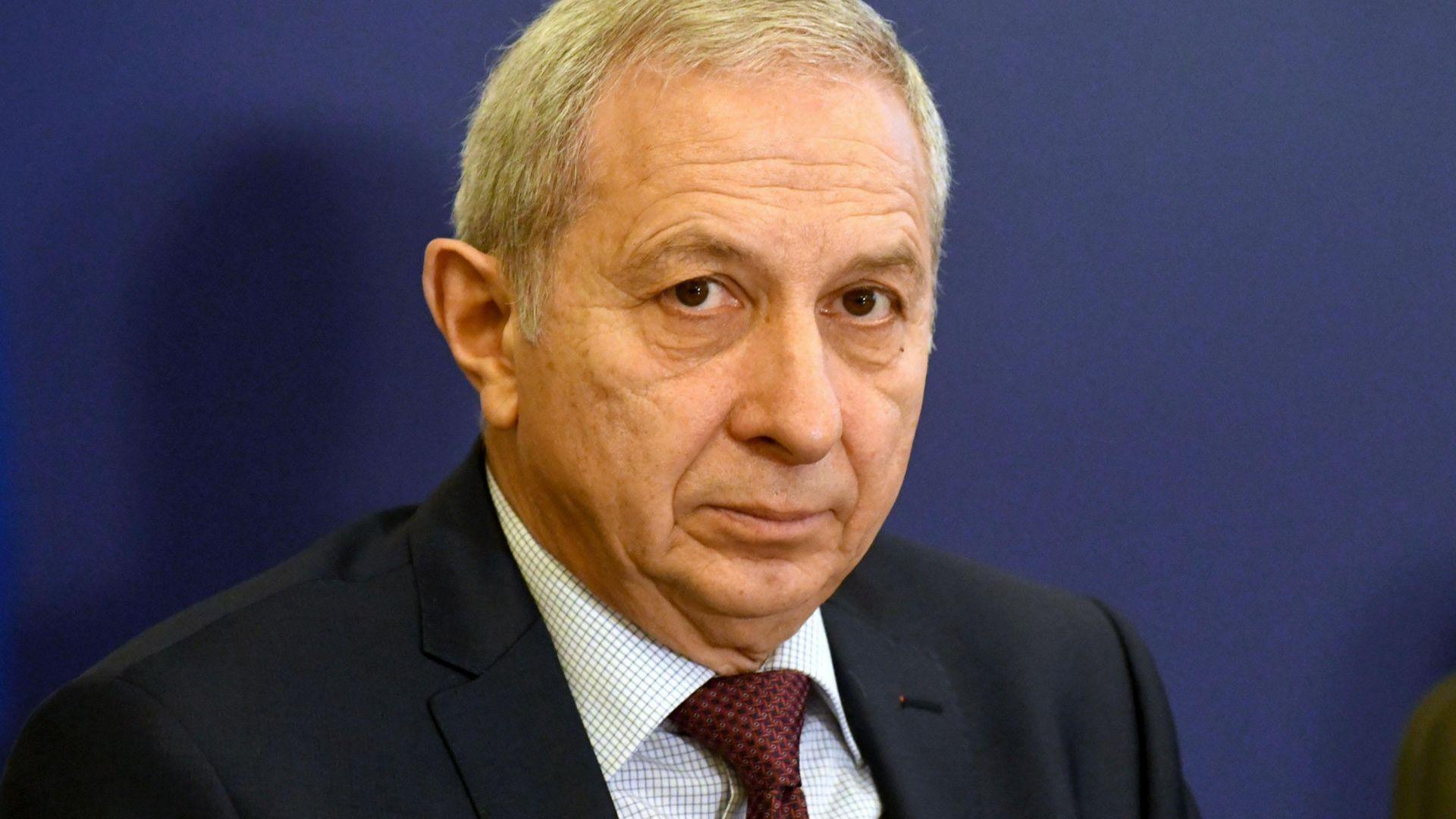 Огнян Герджиков: Собственик на Левски категорично е Георги Попов
