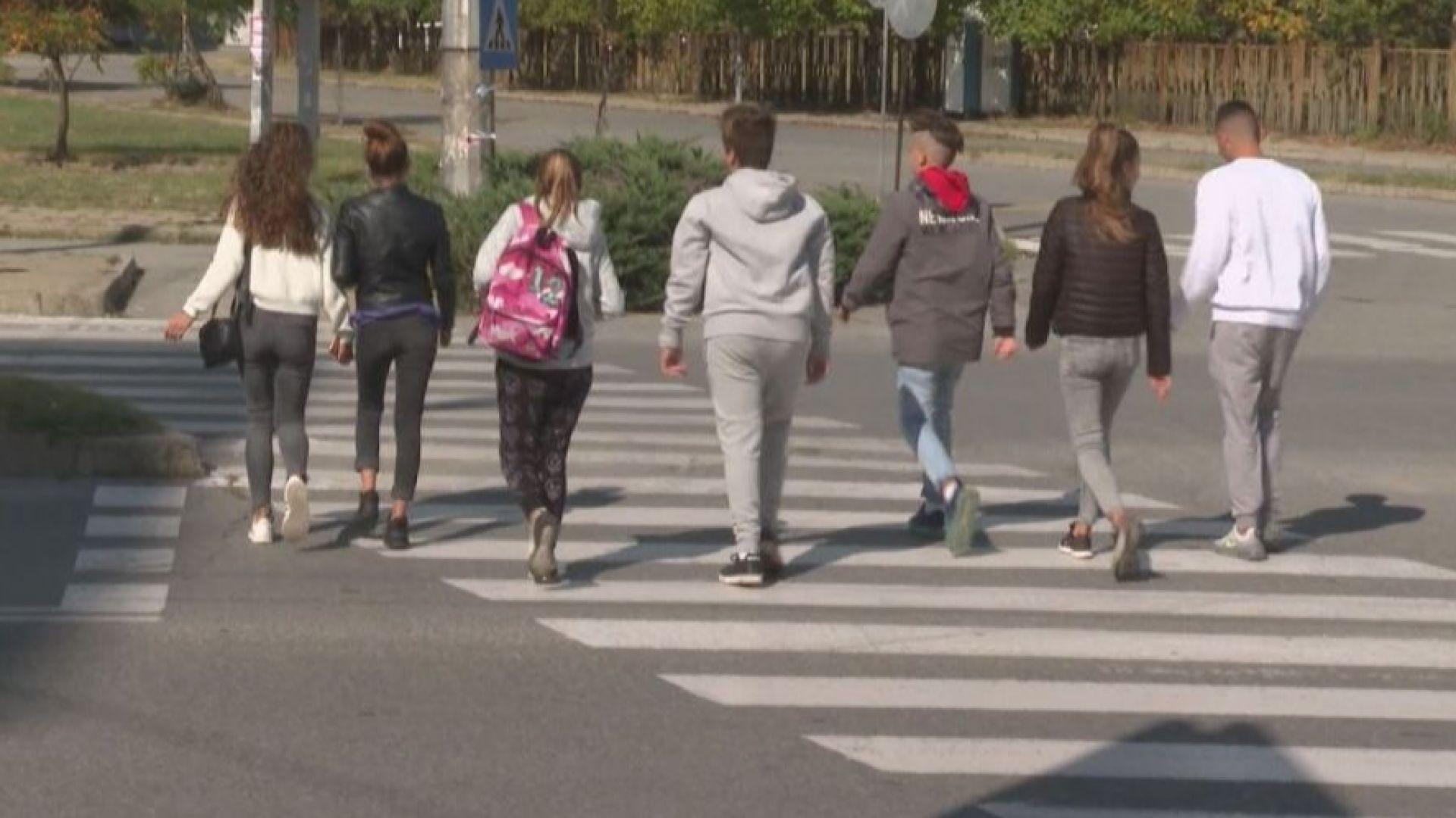Шофьорът, прегазил момичето в Сливен, избягал след произшествието